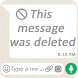 View Deleted Messages for whatsapp