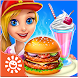 Burgers & Shakes - Food Maker by Sunstorm by TabTale