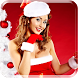 Christmas Girl Live Wallpaper by sonisoft