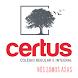 Colégio Certus by wetoksoft.com.br