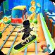 Ninja Subway Surf: Rush Run In City Rail by AlphaWay Game Studio