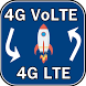 4G-VoLTE on 4G LTE Phone Prank ✔ by Apps Helper Studio ✔