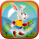Bunny Rabbit Run : Jungle Fun by OceanTree