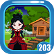 Vampire Girl Rescue Game Kavi - 203 by Kavi Games