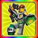 Heroes NexoGo Puzzle Game by BOYNAJA