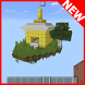 Easy Kids SkyBlock. MCPE map by Devii