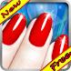 Fashion nail art designs tuto by GH DEV