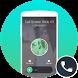 Call Screen Theme Slide V3 Phone X by Call Screen Designer
