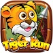 Tiger Run by Brady Donovan