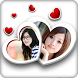 Heart Photo Frame by Colour Studio Apps