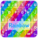 Rainbow Keyboard by Keyboard Worlds