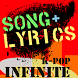 Infinite Kpop Song + Lyrics by Tanjak Publisher