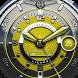 Yellow Snake Watch Face by Maystarwerk Watch Face