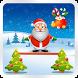 Christmas Games Santa Jump
