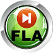 FLA Player -Flash File Manager by hd player flash version