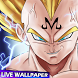 Fanart Vegeta Majin Super Saiyan Live Wallpaper by King Tube Inc.