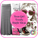 Teen Girl Trendy Outfit Ideas by Laland Apps