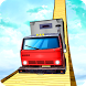 Truck Driver Racing on impossible Tracks by MsFun