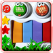 Piano Kids Music Instruments by Bitron Games