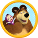 Masha and the Bear: Evolution by Hippo Kids Games