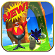 Subway-Sonic:The super hedgehog adventure by funfungames.toys