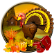 3d Thanksgiving Turkey Theme by 3dthemecoollauncher