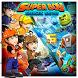 Super Boy Galactic Battle by WowoDroid