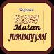 Terjemah Matan Jurumiyyah by Dendroid
