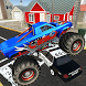 Monster Truck Racing - Cop Car city police Chase by Funny Play Games