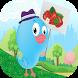 Jumping Classy Bird by UniverApp
