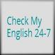 English Review Corrector 247 by Check My English 24-7