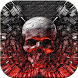 Weapon Metal Skull Theme by Free new hot colorful themes
