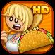 Papa's Taco Mia HD by Flipline Studios