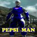 Guide Pepsi Man Heroes by Anaklangitstudio