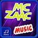MC Zaac music lyric by Brave Studio