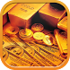 Money And Gold Wallpaper by DaVinci Wallpapers