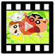 Crayon Shin-chan Video Cartoon by Kabaret Ltd.