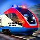 Prison Transport Train by Train Depo