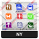New York NOMADA Maps by Prodevelop