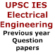 Papers for UPSC IES Electrical by omashishstudy