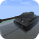 Mod War Tank for MCPE by Games by MiMi