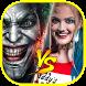 Harley Quinn & Joker Tictactoe by Super Studio LLC