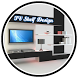 TV Shelf Design by bbsdroid