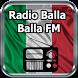Radio Balla Balla FM Italia Online Gratis by appfenix