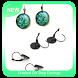Creative DIY Drop Earrings