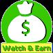 Watch & Earn Get Free Money (Get free Minute )