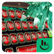 Red Green Warrior Keyboard Theme by Love Free Themes