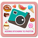 Adding Stickers to Photos by Chartonip