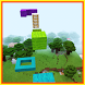 Bright Parkour. Map for Minecraft by Holly95