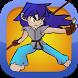 Wushu Hero Kung Fu Runner by Phamtastic Games
